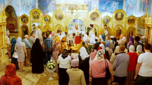 литургия на Вознесение Господне