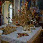литургия на Рождество